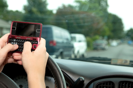 Texting while driving: a deadly combination. Right?