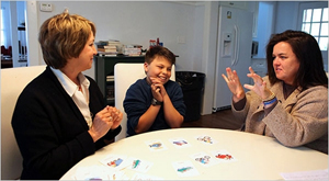 auditory lateralization ability in children with apd Parent information package central auditory processing disorders  december 2012  the goal of the plan is to increase the child's ability to use auditory information the plan will.