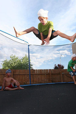 Are Trampolines Dangerous? - Life360