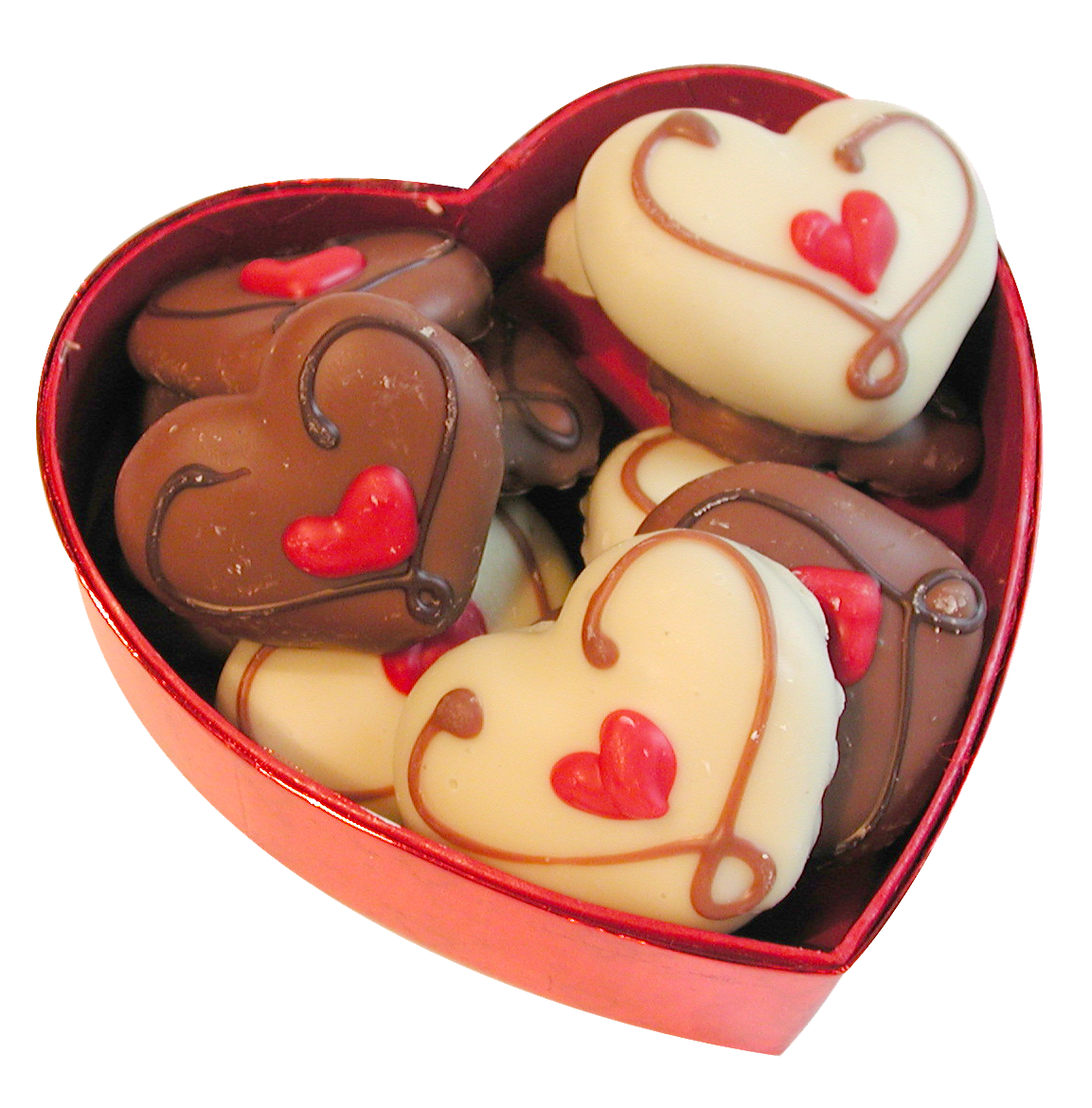 Chocolate gift of the heart for the heart life360 the new from negle Gallery