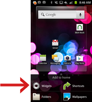 How to: Install Widgets on Android devices - Life360
