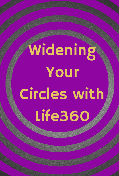 widening circles