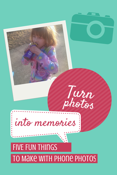 photos into memories