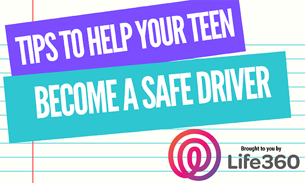 family locator for crash detection and teen driving
