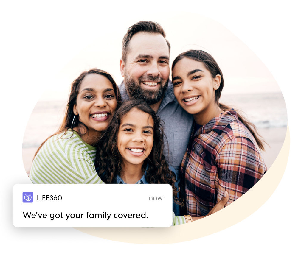 Life360 The New Family Circle Quality time as a family is rare. life360 the new family circle